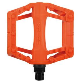 Xpedo Juvee Platform Pedals orange